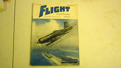 Flight & Aircraft Magazine, Oct 1945, Great Advertising, Commercial & Military 3