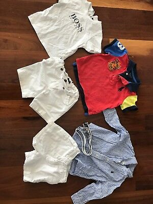 Mixed Boys Clothing Size 12 Months Ralph Lauren Hugo Boss Bardot
