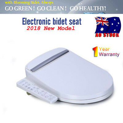 LIKELIFE Electric Toilet Bidet Seat Cover Australian Version Full compliance