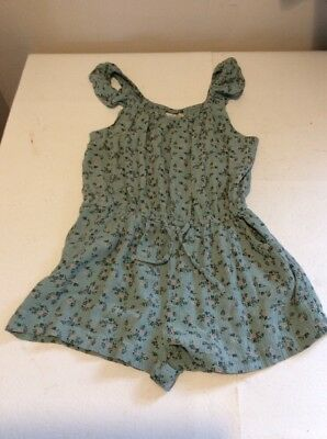 Next Girls Playsuits Shorts Outfit Age 5 Summer Holiday