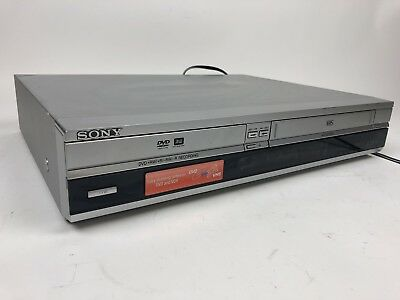 sony rdr vx515 vcr dvd recorder vhs to dvd dubbing with remote rh picclick com sony rdr-vx515 remote sony rdr vx515 manual pdf