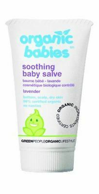 Green People Organic Baby Salve - Lavender 100ml (7 Pack)