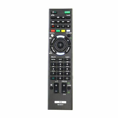Remote Control for Sony TV RM-GD008 KDL40Z5500 KDL46Z5500