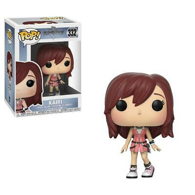 Funko Pop Kairi 332 Kingdom Hearts Iii 3 Figure Videogames Sora Disney Game 9 Cm