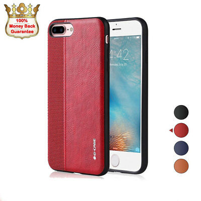 Luxury Ultra Thin Nylon PU Leather TPU Soft Edge Built-in Metal Case for Phone X