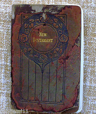 The new testament of our Lord and Saviour Jesus Christ/ London/ 1802?/ Oxford