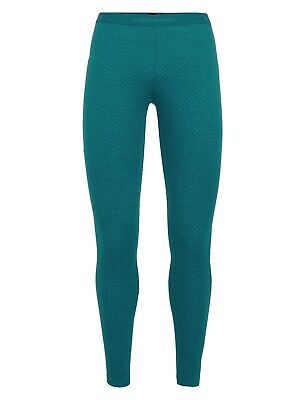 Icebreaker 250 Vertex Leggings Mountain Dash Women Funktionshose arctic teal