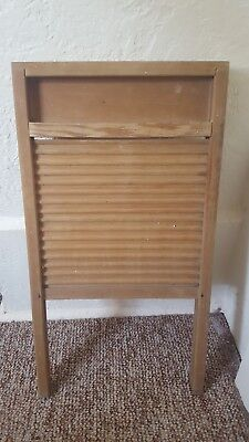 Vintage Timber, Wooden Wash Board
