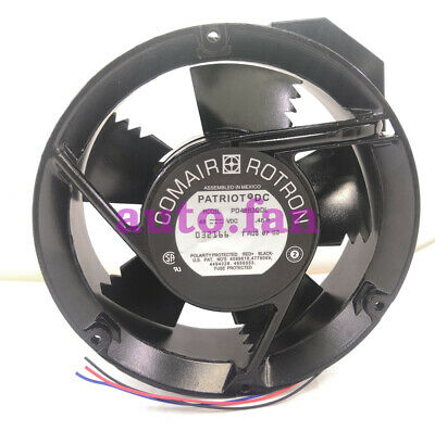 1pcs COMAIR fan PD48B2QDL DC48V 0.46A