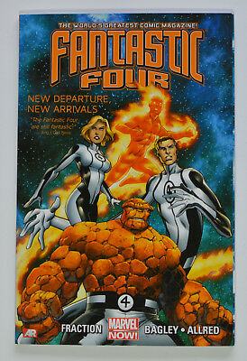 Fantastic Four And Ff Fantastic Faux Tpb Comics - Volume 1 - By Matt Fraction