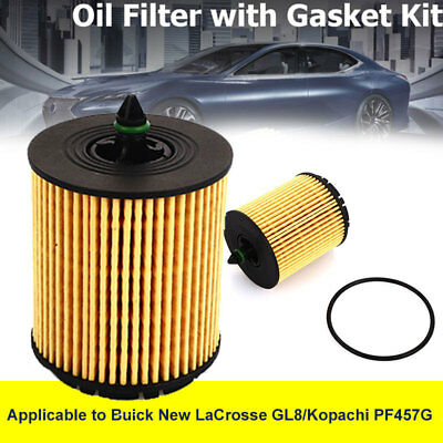12605566 Auto Oil Filter for LaCrosse GL8 Copac Car Oil Filter Smooth PF457G