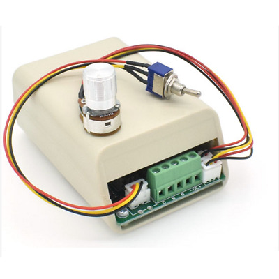3-Phase Brushless Motor Speed Controller DC 5V 12V 24V CW CCW Reversible Switch