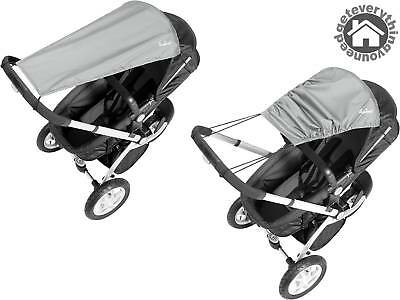 Baby Buggy Pushchair Stroller Sun Shade Canopy Sleep Pram Car Seat Cover Protect