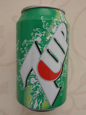 7 up Seven Up Dose  BRD (1995) 0,33l Can Germany