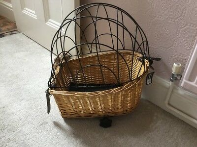 Pet Basket For Rear Luggage Rack