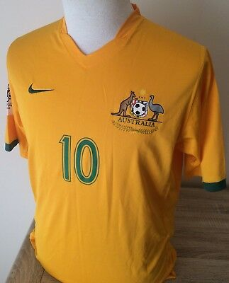 Socceroos Mens Nike Jersey Harry Kewell Size XL 2006 Germany World Cup