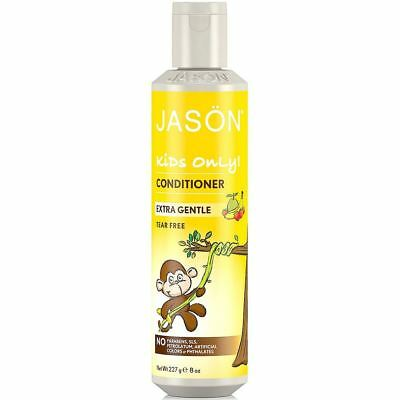 Jason Bodycare Organic For Kids Only Conditioner 236ml (7 Pack)