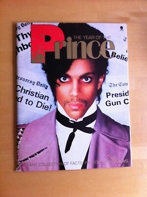 """Prince book """"The Year Of Prince """""""