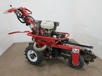 "2013 Barreto 712 18"" Micro Trencher- Only 310 Hours on it! Free Shipping!!!"