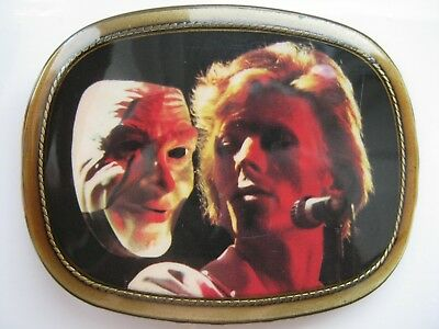 David Bowie 1977 belt buckle original vintage (Pacifica)