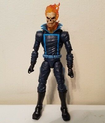 Hasbro Marvel Legends Rider Series Ghost Rider(Johnny Blaze) Loose