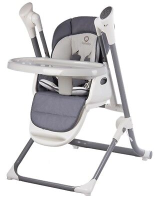 LIONELO Highchair Niles 0-36 months