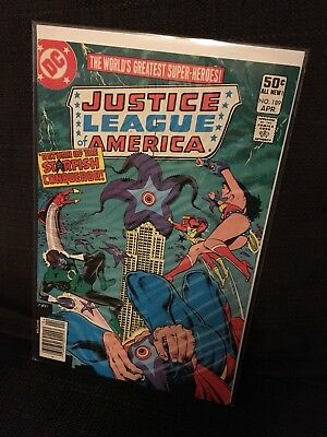 Justice League of America vol 1 Issue 189 DC JLA