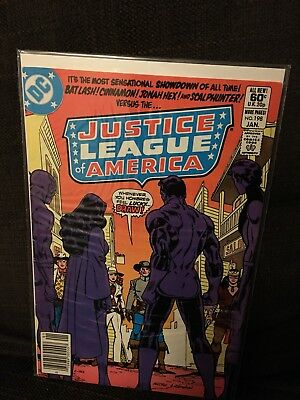 Justice League of America vol 1 Issue 198 DC JLA