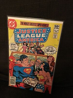 Justice League of America vol 1 Issue 187 DC JLA