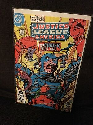 Justice League of America vol 1 Issue 215 DC JLA