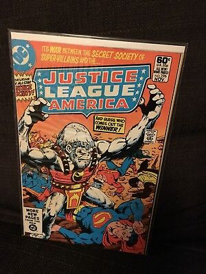 Justice League of America vol 1 Issue 196 DC JLA