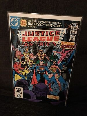 Justice League of America vol 1 Issue 197 DC JLA