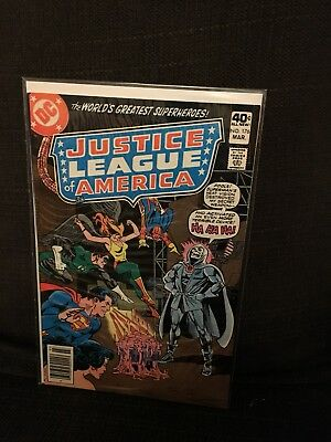 Justice League of America vol 1 Issue 176 DC JLA