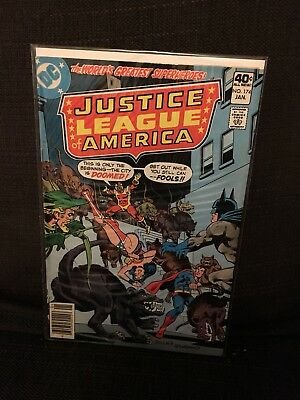 Justice League of America vol 1 Issue 174 DC JLA