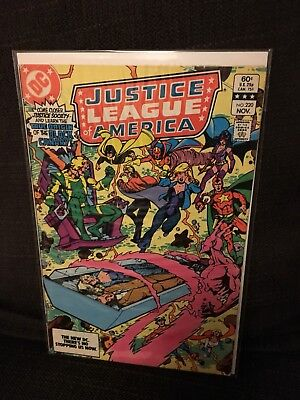 Justice League of America vol 1 Issue 220 DC JLA