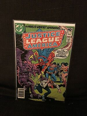 Justice League of America vol 1 Issue 175 DC JLA
