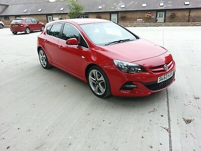 Vauxhall Astra 1.7 CDTi 16V Limited Edition 5dr
