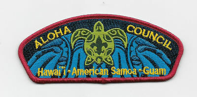CSP Aloha Council ~ Hawaii - American Samoa - Guam