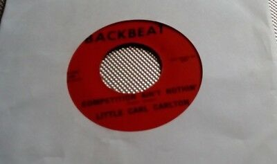 Northern Soul ~LITTLE CARL CARLTON~COMPETITION AIN'T NOTHIN'~BACKBEAT