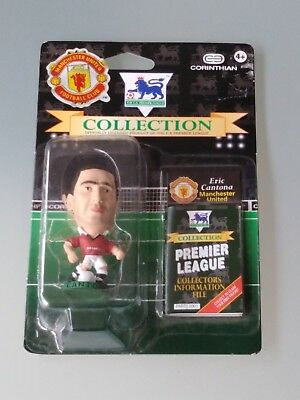 Eric Cantona Manchester United Corinthian Collection Sealed Blister Pack Mu37