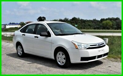 Ford Focus Low Miles 2010 Low Miles Used 2L I4 16V Automatic FWD Sedan
