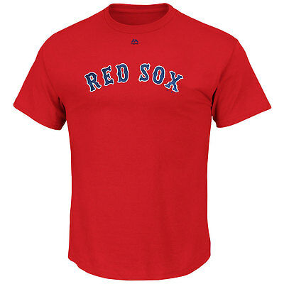Boston Red Sox officially licenced Cooperstown MLB T shirt