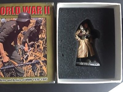 First Legion GERSTAL022 Deutscher Offizier Stalingrad! No King & Country Retired
