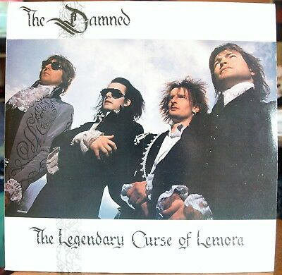 The Damned, double album 'The Legendary Curse of Lemora' New Cross Records N101