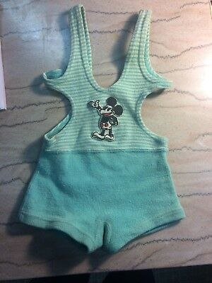 vintage mickey mouse bathing suit