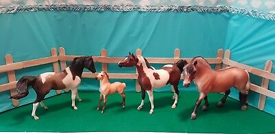 Breyer Model Horse Lot - Mixed Lot Very Good Condition