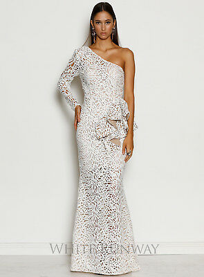 Grace & Hart White Fortress Gown Size 10