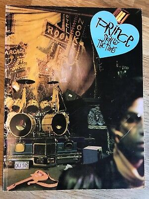Prince And The Revolution - Sign O The Times Music Song Book / Sheet Music RARE!