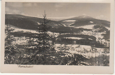 Harrachsdorf im Winter - Harrachov - 1942