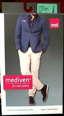 Mediven Medical Compression Socks ~ Men's Select